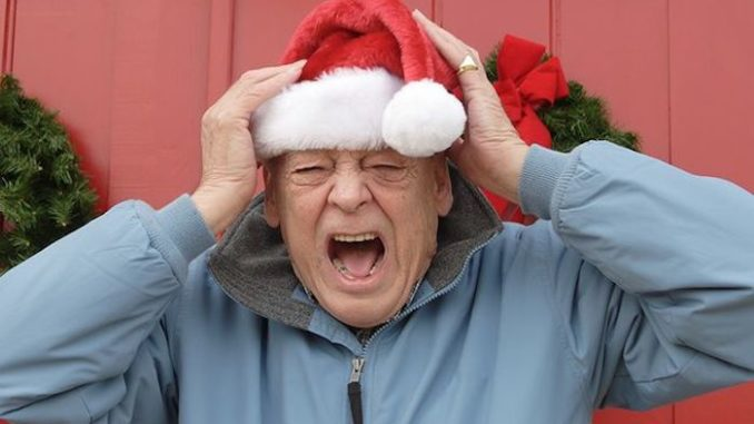 Christmas music is officially bad for your health, according to scientists