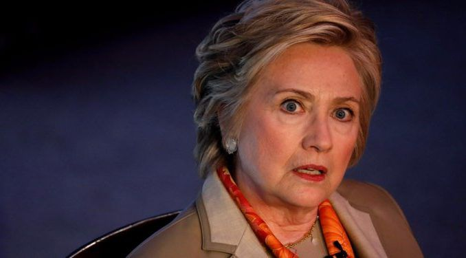 New U.S. Attorney General Whitaker says there is enough evidence to launch Special Counsel probe into Clinton Foundation