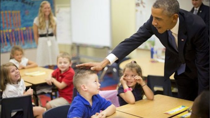 Math scores at 20-year-low due to Obama's failing Common Core program
