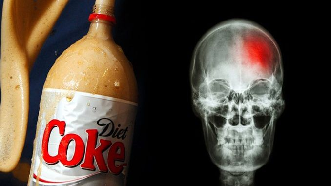 To shed weight and appear trim, millions of people around the globe have turned to diet drinks which are low in sugar but predominantly sweetened with aspartame, an established neurotoxin.
