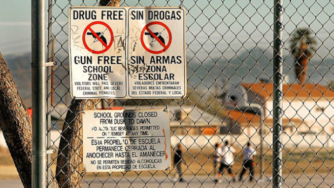 98 percent of mass shooting occur in gun-free zones