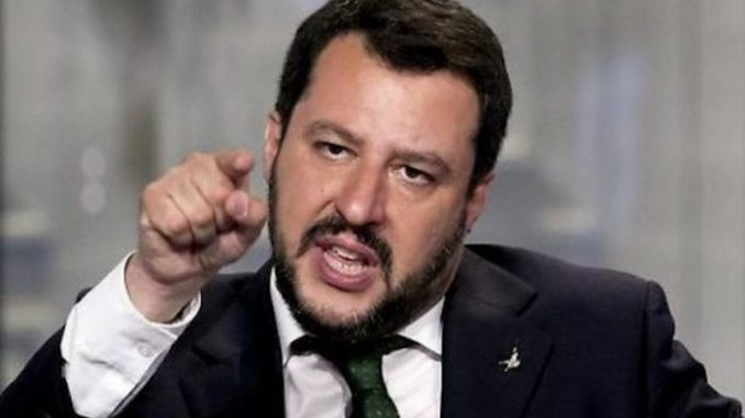 "Italian Interior Minister Matteo Salvini has announced that Italy will not take part in a UN conference in Morocco next month and will refuse to sign the UN Global Compact for Safe, Orderly and Regular Migration that threatens to open borders around the world and make migration a ""human right."""