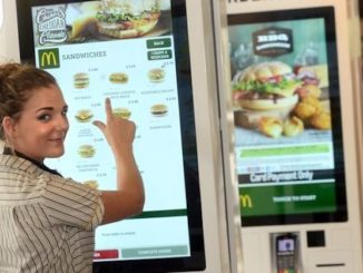Traces of faeces and bacteriathat can cause blood poisoning and toxic shock syndrome have been found on every single McDonald's touchscreen tested as part of aLondon Metropolitan University study.