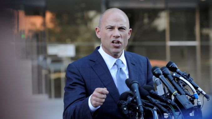 Creepy porn lawyer Michael Avenatti has been arrested for domestic abuse against his former wife in LA.