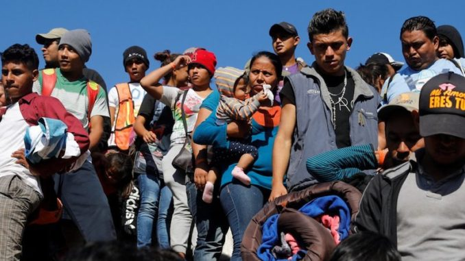 More than one third of the members of the migrant caravan are carrying dangerous infectious diseases like tuberculosis, chickenpox and HIV/AIDS, Tijuana's Health Department warned on Thursday morning.