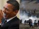 Obama authorized use of tear gas on migrants at border every month