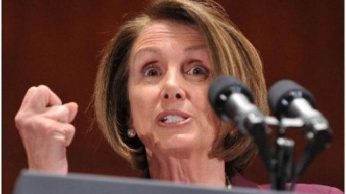 Nancy Pelosi warns Dems wont' rest until gun safety laws are passed