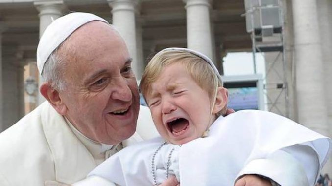 Pope Francis's approval ratings have plummeted to a record low among U.S. Catholics after a series of child sex scandals and cover ups have finally turned his own flock against him.