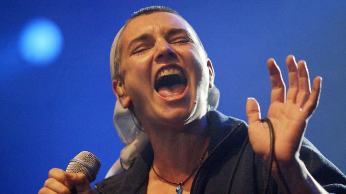 Sinead O'Connor says white people disgust her