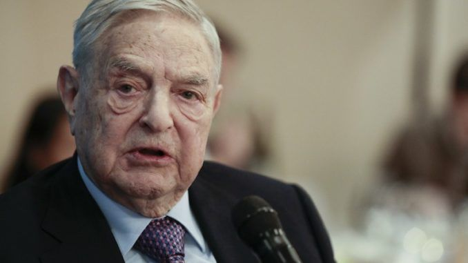 Soros Foundation kicked out of Turkey