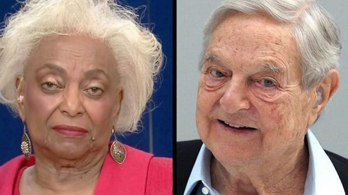 Broward County Elections Supervisor Brenda Snipes, who has previouslyviolated state and federal laws by destroying ballots, has received funding from George Soros in the form of legal aid, according to court records.