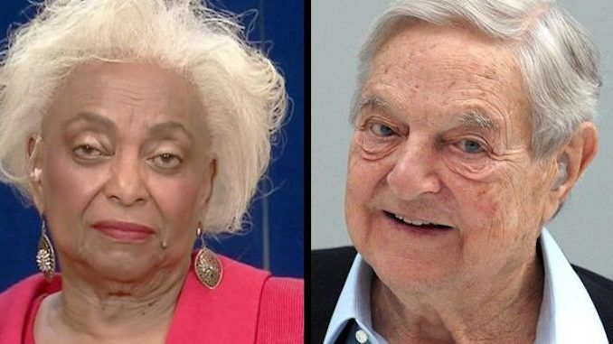 Broward County Elections Supervisor Brenda Snipes, who has previously violated state and federal laws by destroying ballots, has received funding from George Soros in the form of legal aid, according to court records.