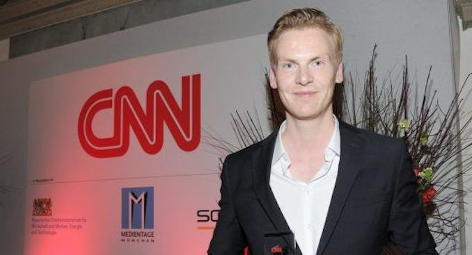CNN journalist of the year faces jail for stealing donations given to Syrian children