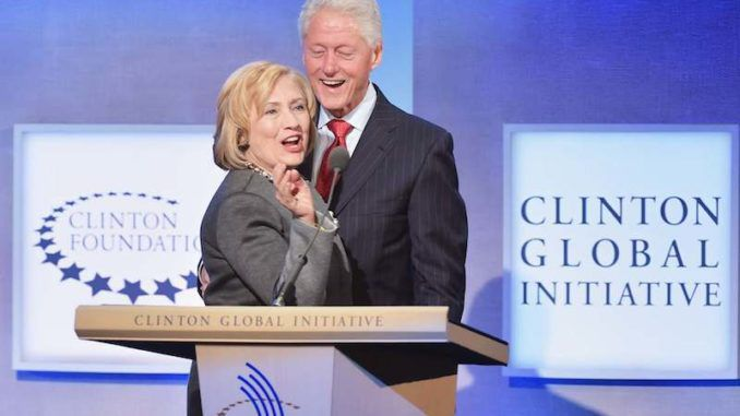 Clinton Foundation should have registered as a foreign agent, not a charity