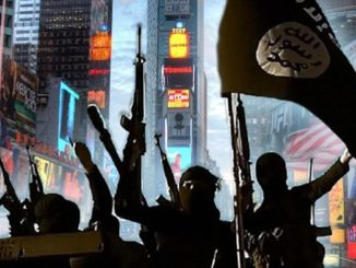ISIS threaten New Year's Eve bomb attack in New York