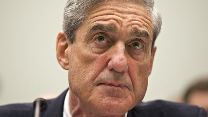 Special Counsel Robert Mueller sued for attempting coup against Trump administration