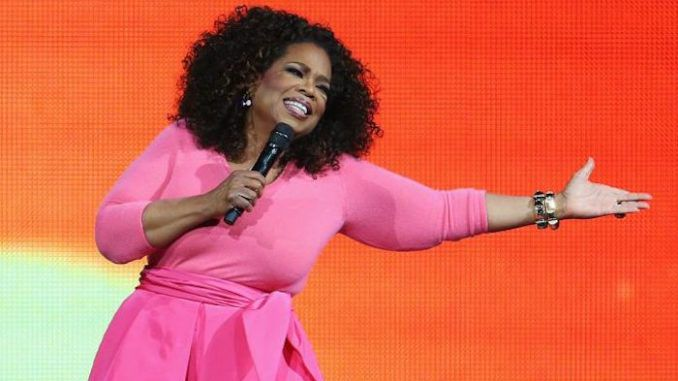 Oprah Winfrey promotes faith healer who is wanted for raping hundreds of women