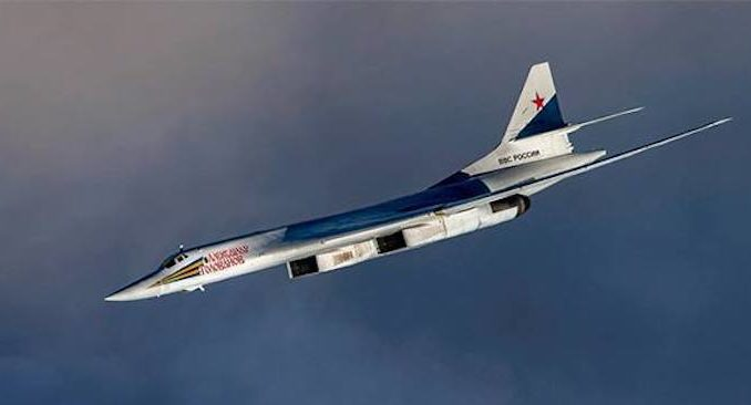 Russia deploys nuclear capable bombers to Venezuela
