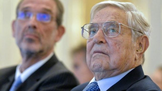Soros forced to flee Turkey after being found guilty of subverting democracy