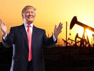 Trump ends reliance on foreign oil for first time in 75 years