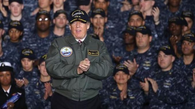 Deep State in panic mode as Trump withdraws troops from Syria