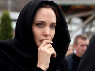 Angelina Jolie announces her intentions to run for President in 2020
