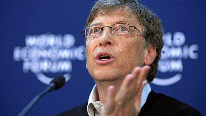 Bill Gates warns millions will die as a result of global warming