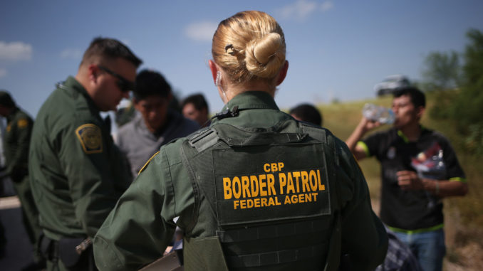 Border agents find body of dead 6 year old who was raped by 30 men