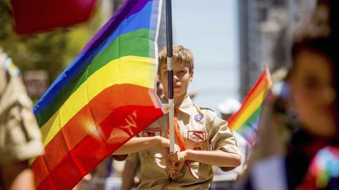 Boy Scouts of America goes bankrupt