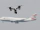 ISIS issues drone bomb warning following airport scare