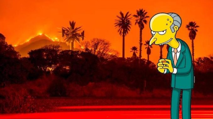The Simpsons Predicted California Wildfires In 2016 California-wildfires-678x381