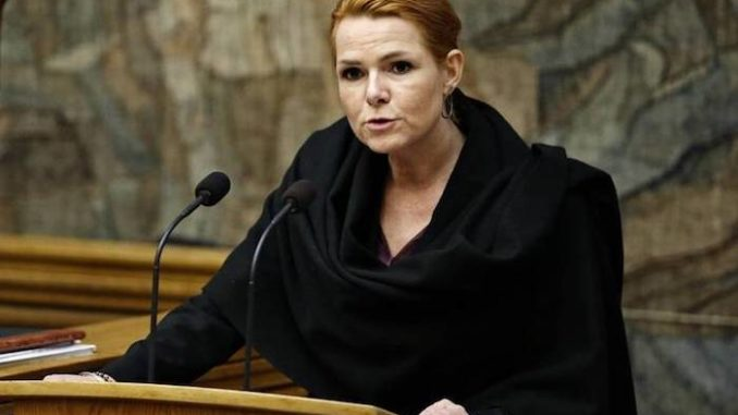 Denmark's immigration minister Inger Støjberg, a proud nationalist, has ordered Somali migrants to go home and work on making their own country great again after the Danish government ruled parts of Somalia are now safe.