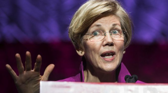"Democratic Sen. Elizabeth Warren finally admitted on Friday that she is white and ""not a person of color"" at Morgan State University."