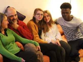 French family adopt allegedly 16-year-old migrant who looks 40