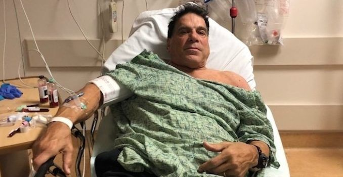 Incredible Hulk star hospitalized after receiving deadly vaccination