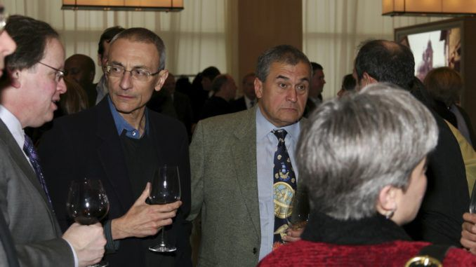 FBI ramp up their criminal investigation into the Podesta brothers