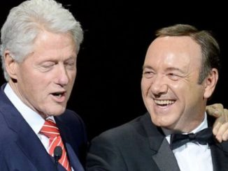 Kevin Spacey threatens to expose elite pedophile ring