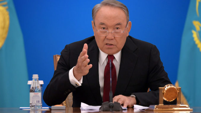 Kazakhstan President vows to chemically castrate over 2000 pedophiles and sex offenders