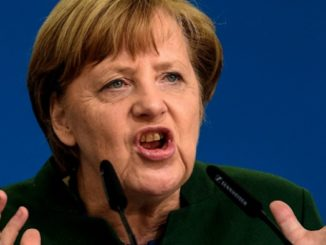 German chancellor Angela Merkel has admitted that the New World Order is 'under threat' due to the rise of President Trump and the trend of Trump-supporting populist leaders winning elections around the world in the past year.
