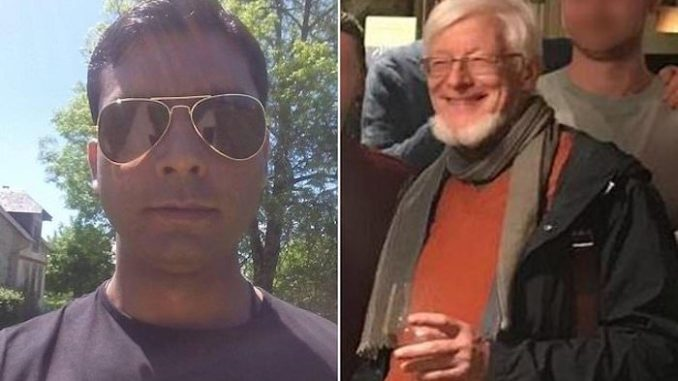 A Muslim university student in France has admitted he stabbed his professor to death with a steak knife because he'insulted the Prophet Mohammed'.