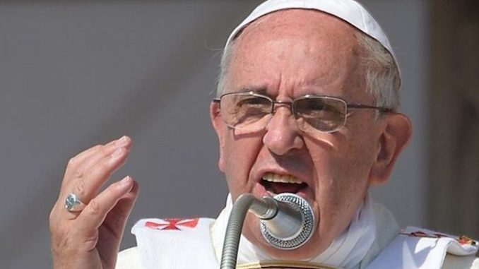 Pope Francis says Christians should reject sovereignty and embrace Islam
