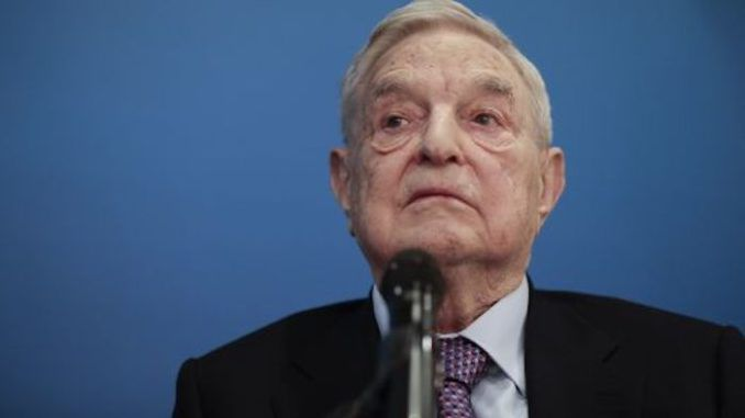George Soros caught paying 500 thousands dollars to thugs who accosted Pam Bondi at movie theater