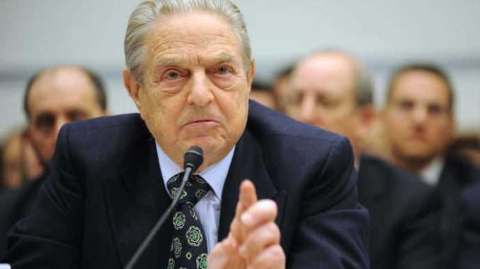 Hong Kong fines George Soros for short selling scheme