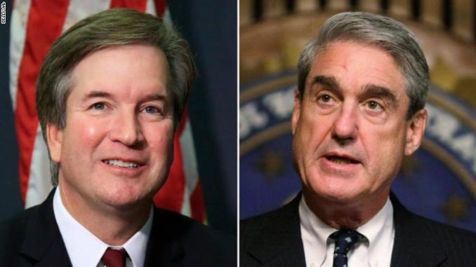 Supreme Court stands up to Mueller probe