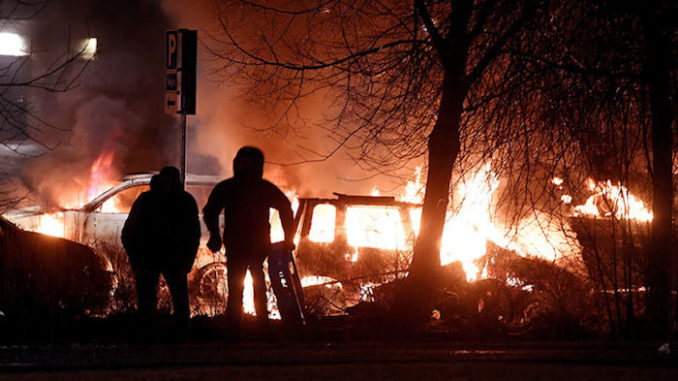 International security expert warns Sweden is on the brink of civil war