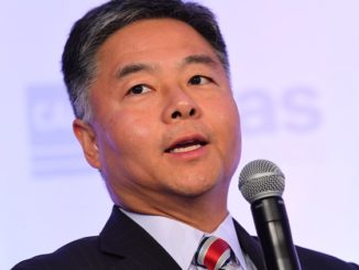 Democrat Rep. Ted Lieu says he would love to abolish free speech
