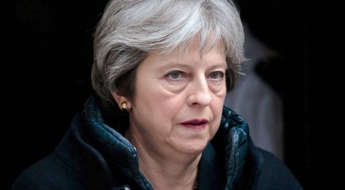 Theresa May vows to banish alt-media websites that are pro-Brexit