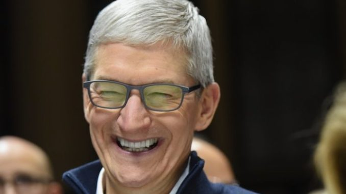 Tim Cook says conspiracy theorists must be banished from the internet