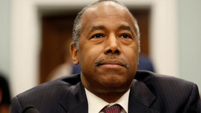 Ban Carson exposes $516.4 billion in mismanaged funds under Obama