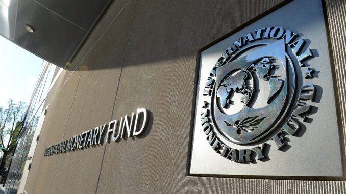 IMF reveals that cryptocurrency is New World Order end game